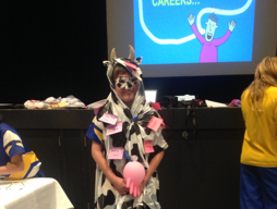 Cows Create Careers project
